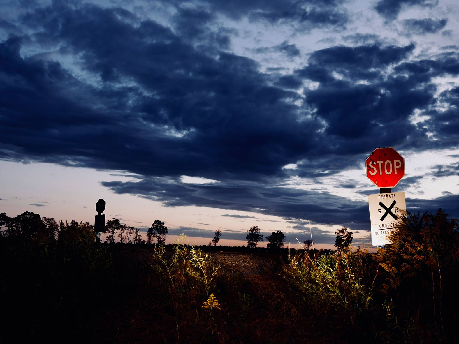 ® Steven Paters - stop at night 460