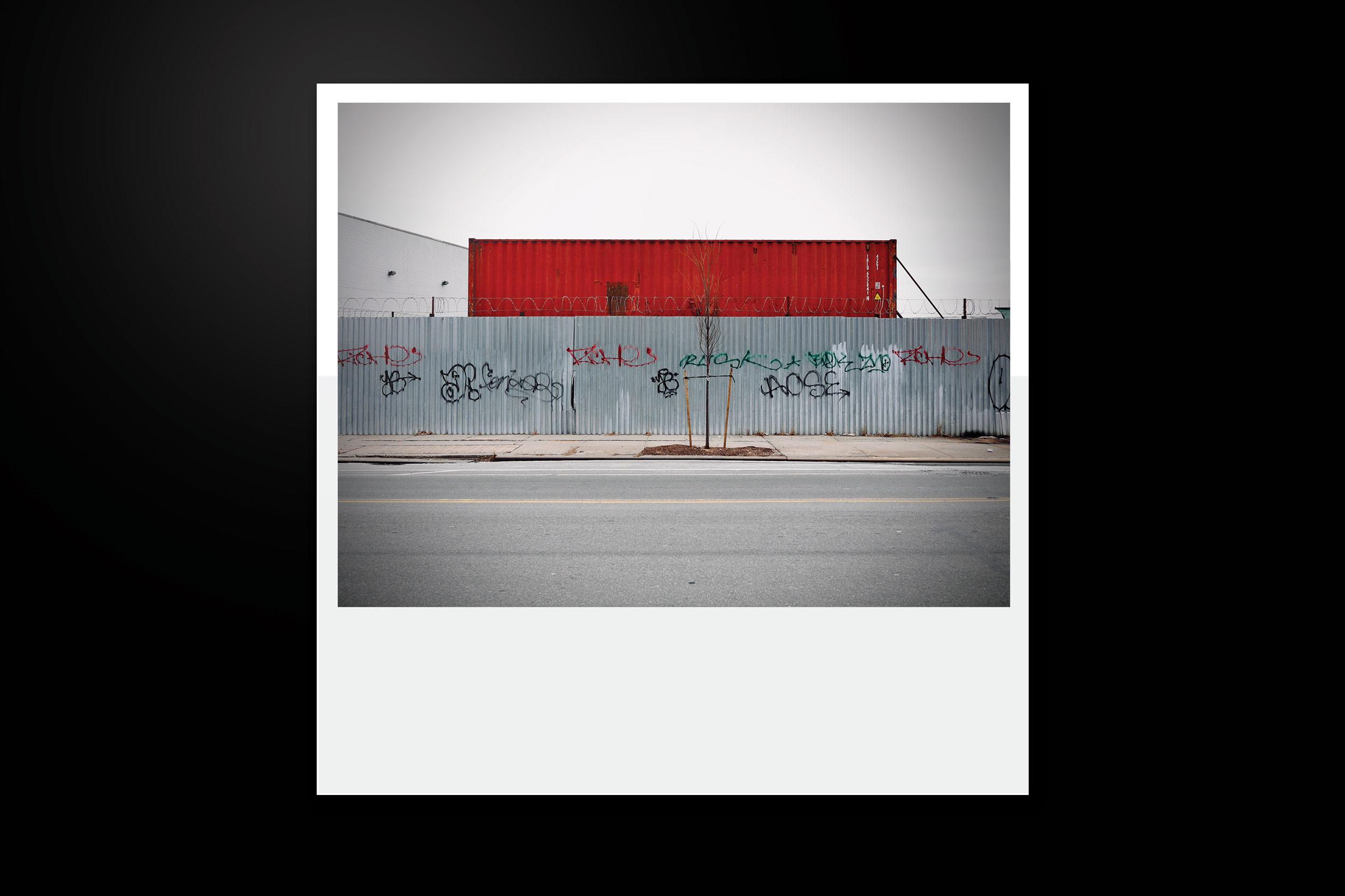 ® Steven Paters - mur désinvolte 509
