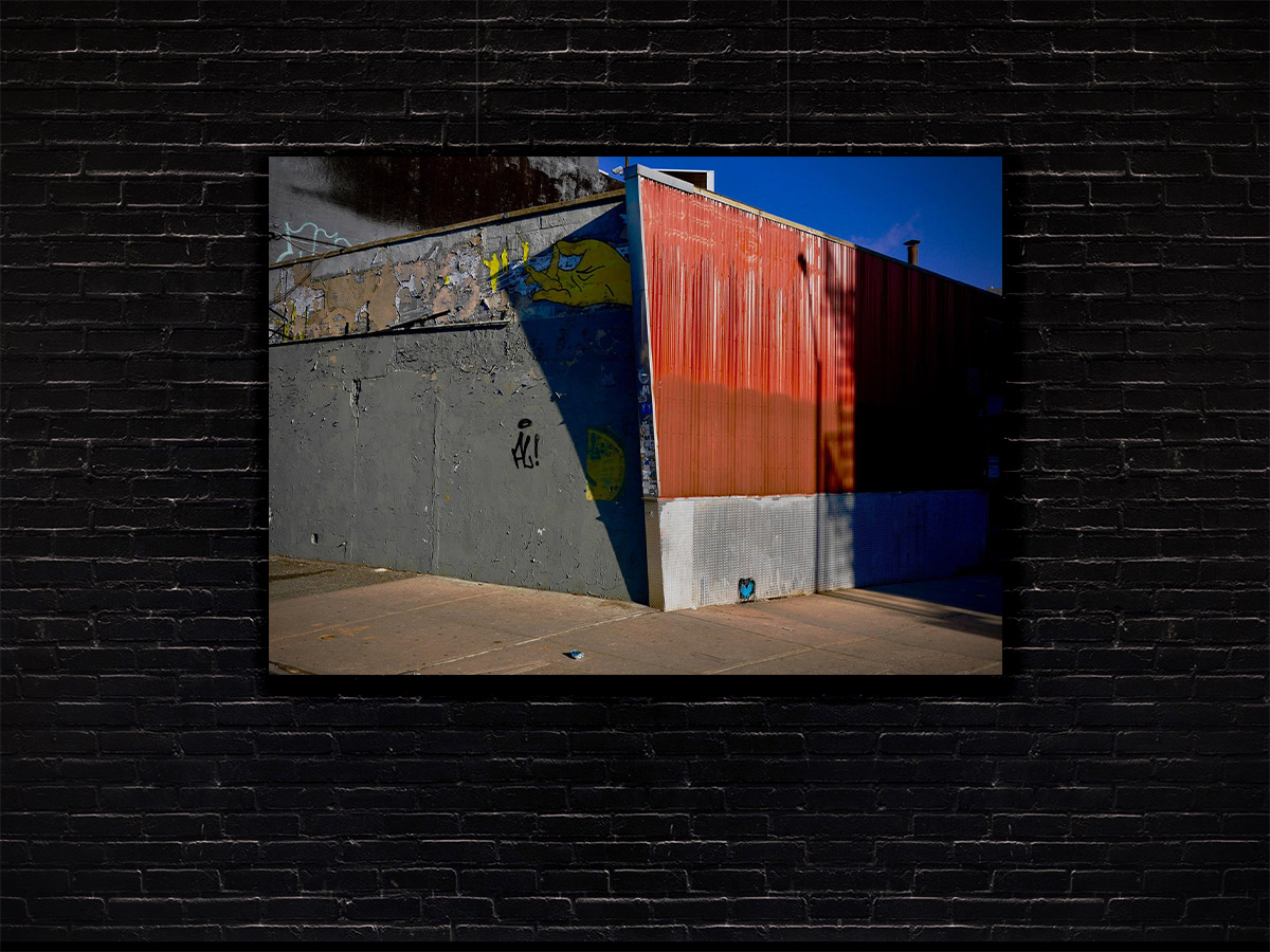 ® Steven Paters - mur désinvolte 420