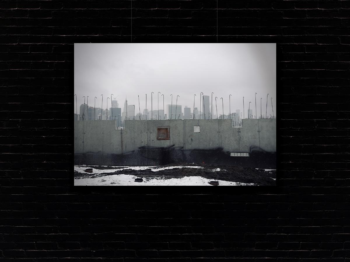 ® Steven Paters - mur désinvolte 510